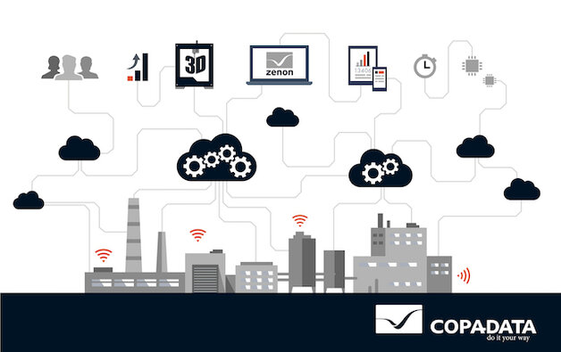 zenon offers efficient solutions to make factories and cities smarter.