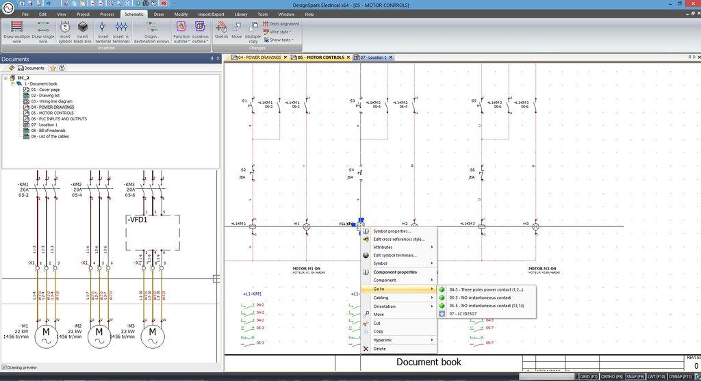 Schemi Elettrici Gratis Italiano : Designspark electrical — nowe bezpłatne oprogramowanie