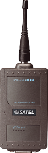 Satelline-3AS 869 firmy Astor