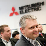 Wojciech Wąsik, CEE Strategic Planning Manager, Mitsubishi Electric (fot. Mitsubishi Electric)