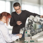 ABB and Kawasaki announce collaborative robot automation cooperation