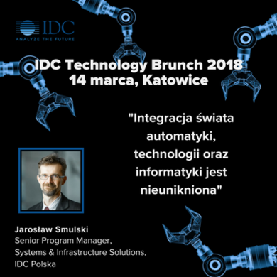 IDC technology Brunch 2018