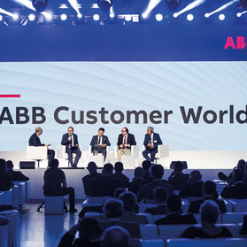 Premiera ABB Ability. ABB Customer World