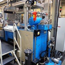 Platforma automatyzacji Sysmac – sterowanie prasą mechaniczną