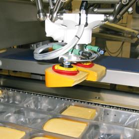 Roboty wspierają producentów wyrobów mlecznych
