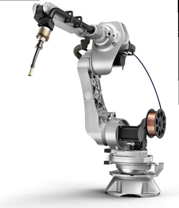 Ogromny Robot spawalniczy na torze jezdnym | AutomatykaOnline.pl AN22