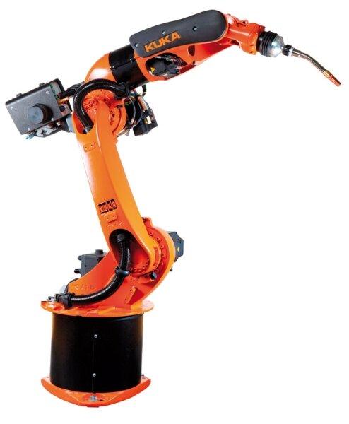 Wszystkie nowe Roboty KUKA i SIMATIC Safety / Robotyka / Artykuły / Strona główna PX08