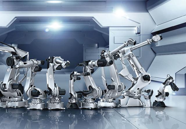 Cudowna Robotyzacja procesów spawania – przegląd rozwiązań UA27