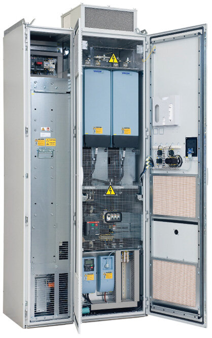 Danfoss oferuje VACON NXC AFE przetwornica ze zwrotem energii |  AutomatykaOnline.pl