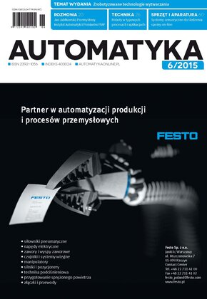 Automation 6/2015 cover