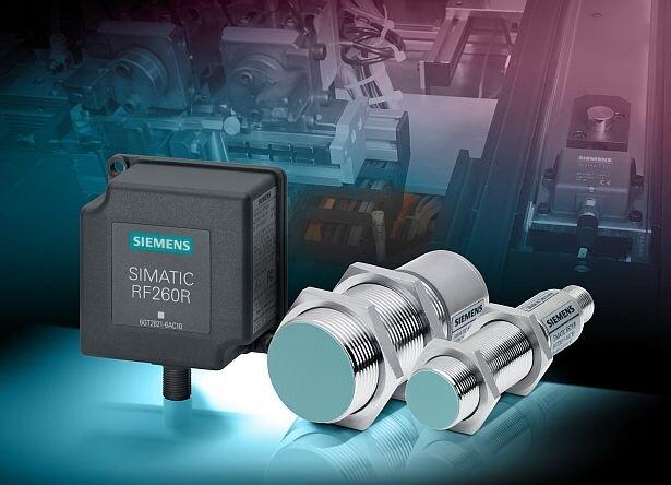 Simatic RF200 RFID; źródło: Siemens