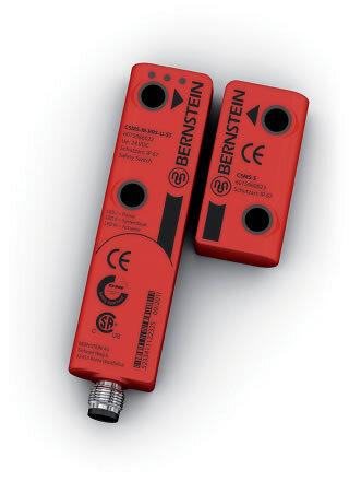 Czujniki bezpieczeństwa z RFID; źródło: Bernstein