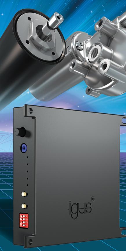 Prosty i przyjazny dla użytkowników – sterownik D3 dryve do silników DC