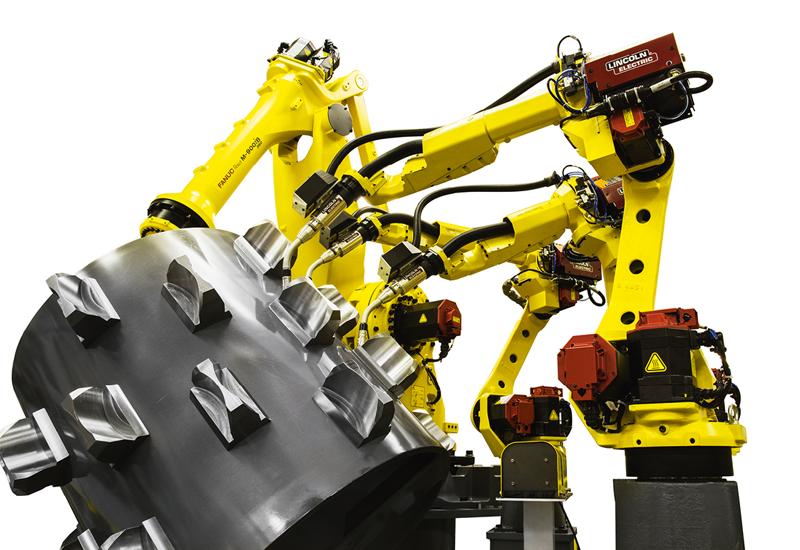Wspaniały Robotyzacja procesów spawania – przegląd rozwiązań HS33