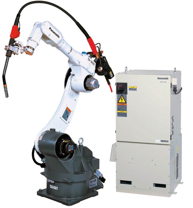 Bardzo dobra Robotyzacja procesów spawania – przegląd rozwiązań BR07