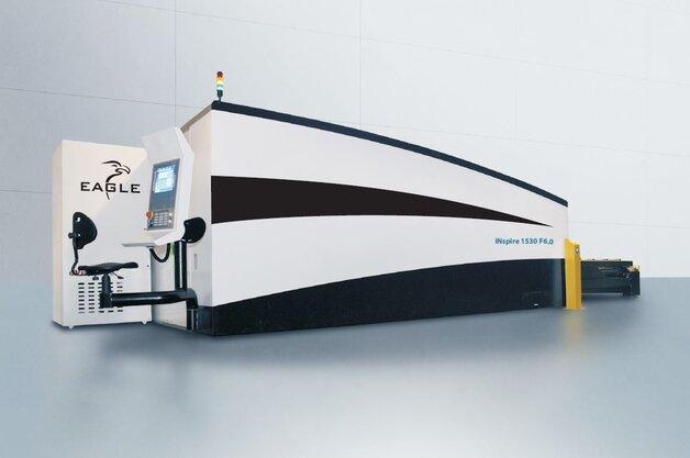 Wycinarka laserowa firmy Power – Tech