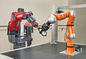 NIDEC GPM bardziej innowacyjny dzięki robotom mobilnym
