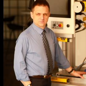 Bogusław Krasuski, Sales Manager Channel & Panel Omron Electronics