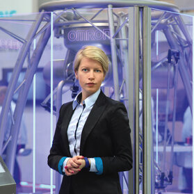 Magdalena Jaworowicz, Omron Electronics