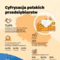 Firmy przemysłowe w Polsce widzą w rozwiązaniach Przemysłu 4.0 sposób na zwiększenie efektywności i podniesienie konkurencyjności