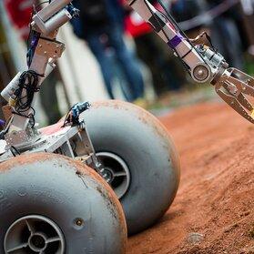 Nowa generacja robotów marsjańskich przyjeżdża do Polski