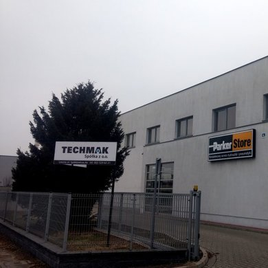 Techmak z certyfikatem Parker Hose Assembly Manufacturer do 4000 barów